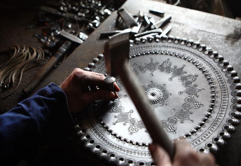 Prodotti d'artigianato in ferro battuto