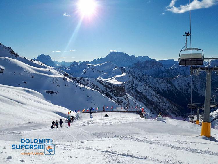 Dolomiti Superski, sciare nelle Dolomiti