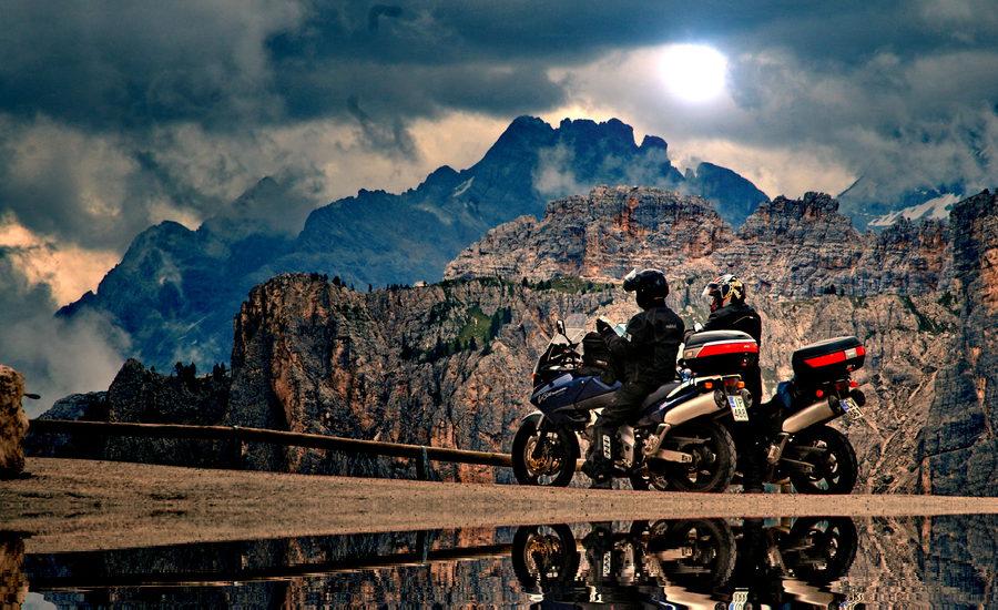Escursioni in moto