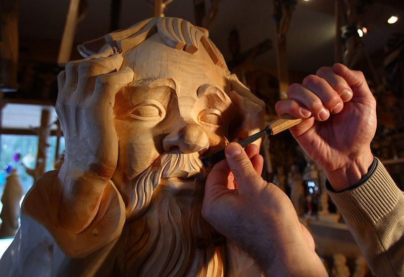 Laboratori artigianali per la lavorazione del legno