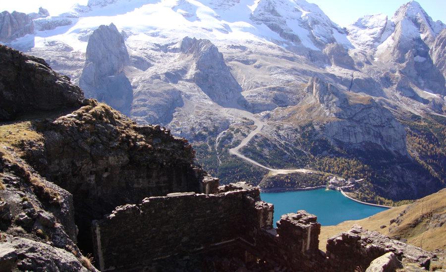 Marmolada, la Regina delle Dolomiti